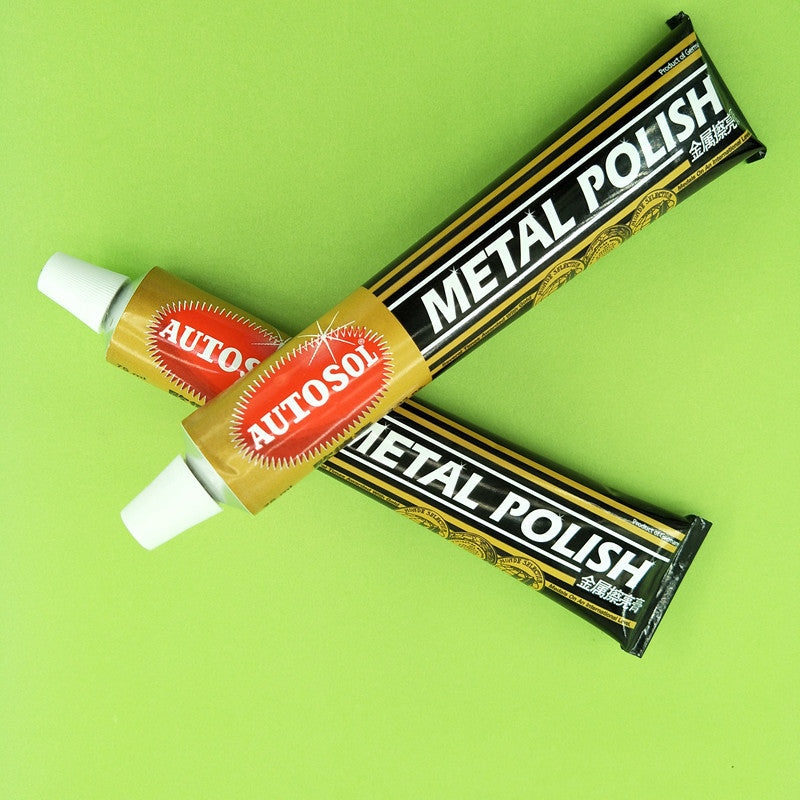 Imported from Germany - Ultimate Metal Polish Cream