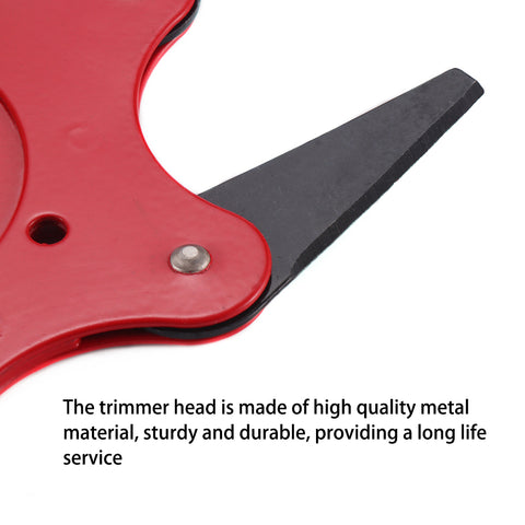 Image of 6 Steel Razors Trimmer Head