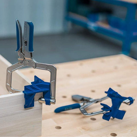 Image of Hader™ Auto-adjustable Rugged 90° Corner Clamp