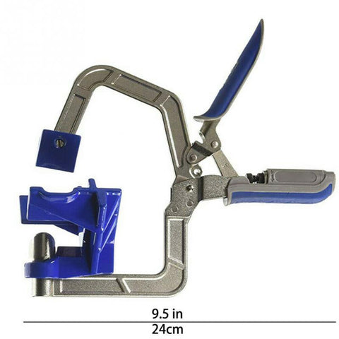 Hader™ Auto-adjustable Rugged 90° Corner Clamp