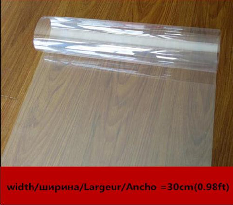 Image of Transparent Furniture Protective Film