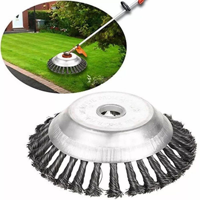 Wire trimmer dust removal weeding universal cutter