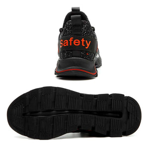 Safety™ - Breathable Work Shoes