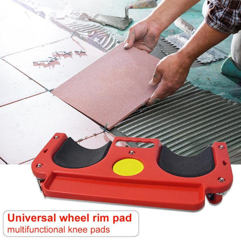 Image of 【Hot Sale!】Flooring Knee pads With Wheels