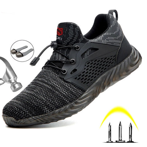 Image of All In One Safety Work Shoes