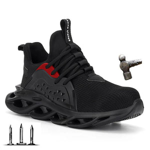 NAILSHOES™ - Breathable Mesh Puncture Proof Non-Slip Industrial Construction Sneakers Outdoor Footwear