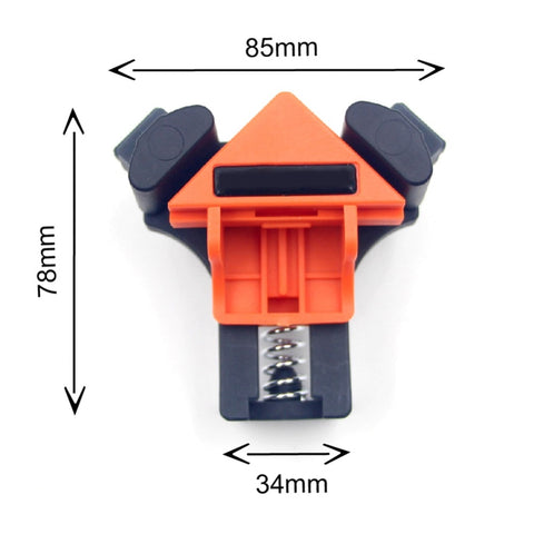 Image of 90 Degree Right Angle Clamp.