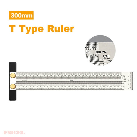 Image of High-precision Scale Ruler Measuring Tool