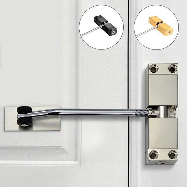 Stainless Steel Automatic Door Closer