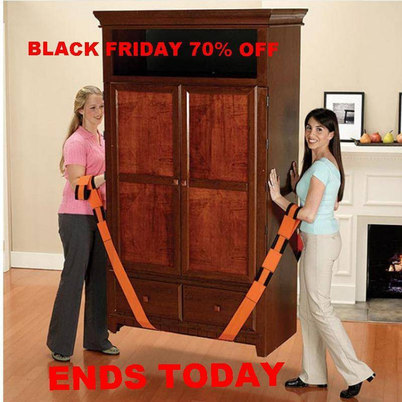 BLACK FIDAY 70% OFF LAST DAY-No More Heavy Furnitures - 2pcs