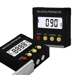 360 Degree Mini Digital Protractor Inclinometer