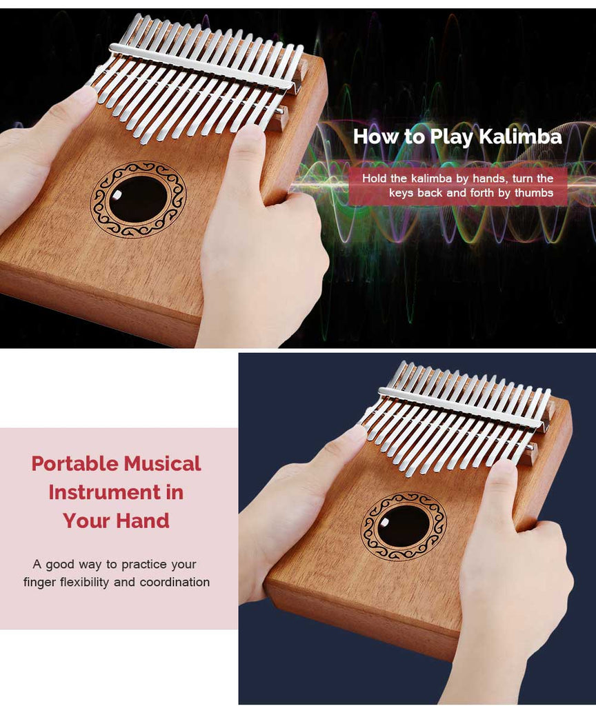 Mini Musical Instrument With Learning Book