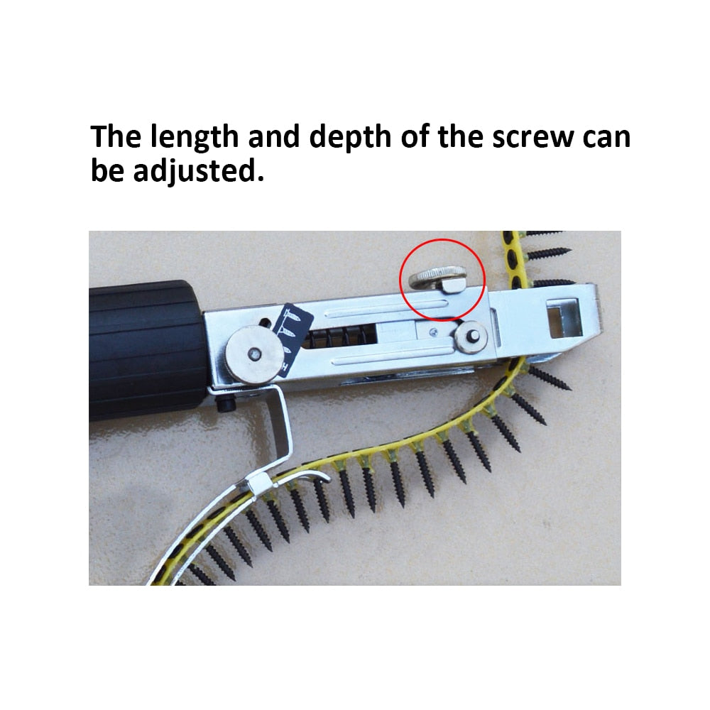 Screw Gun drill-pro™ Woodworking Tool