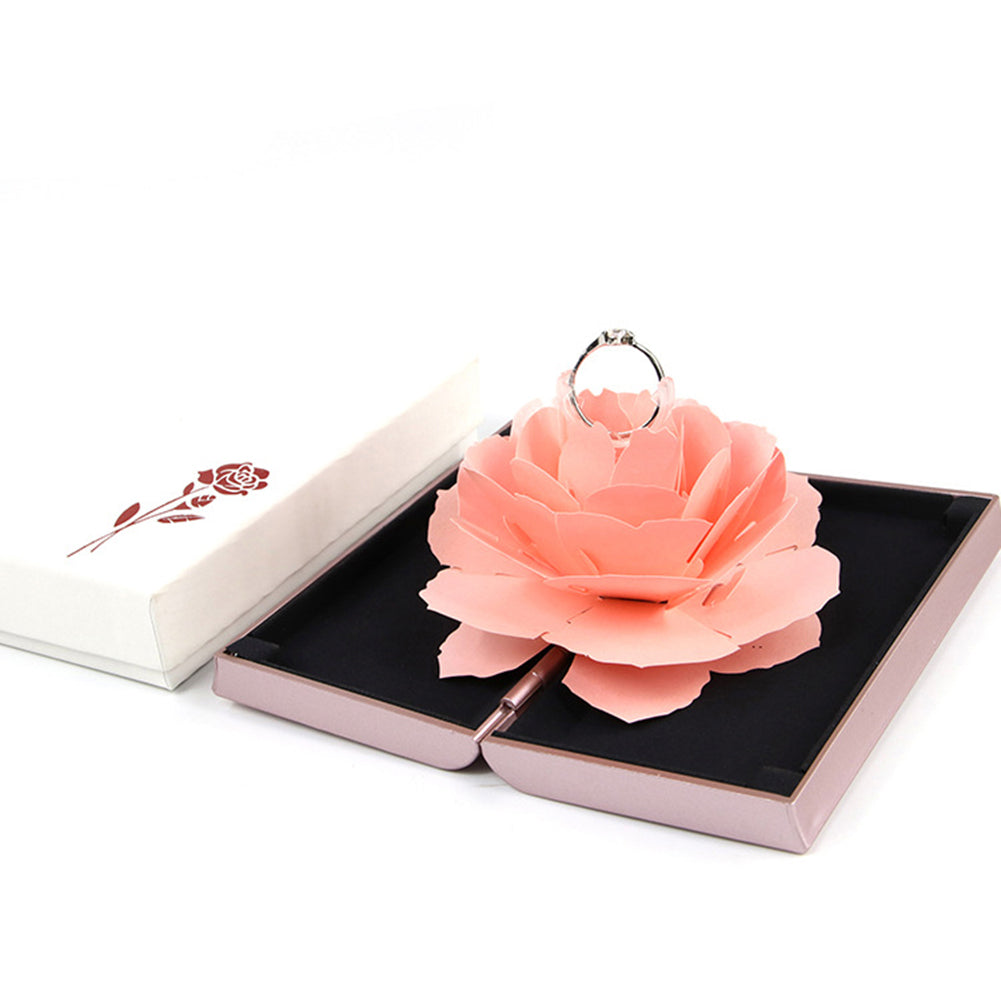Grace-Rose jewelry box,The Singapore model(Patented)