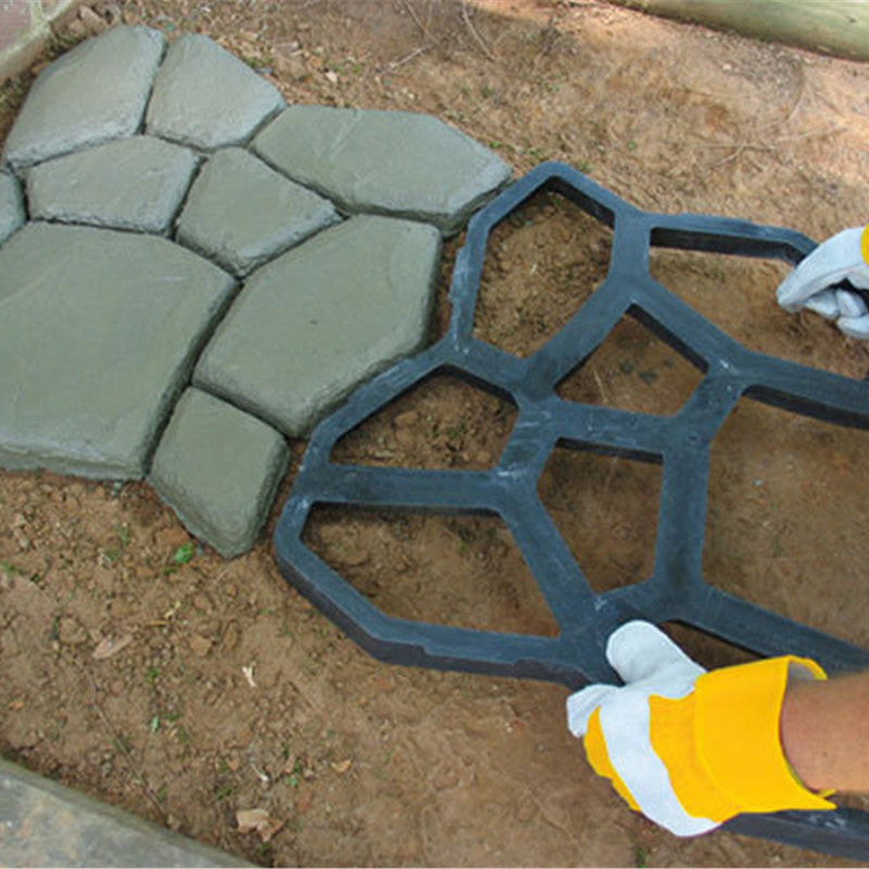 2019 GEARBOMBARD™ PAVING MOULD - EASY PATH & PATIO BUILDING TOOL