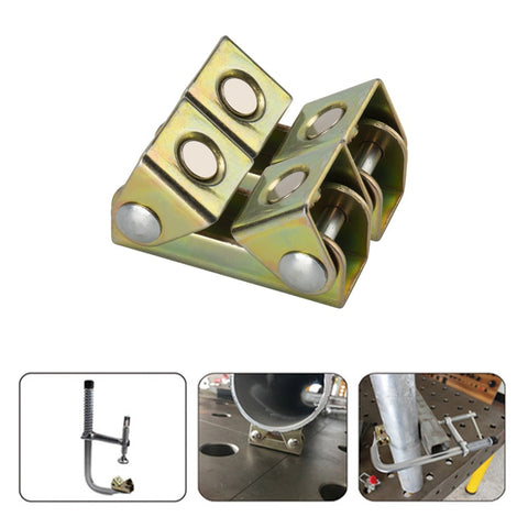 Image of 2PCS ADJUSTABLE WELDING MAGNETIC HOLDER