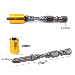Strong Magnetic Screwdriver Bit Set 65mm Phillips