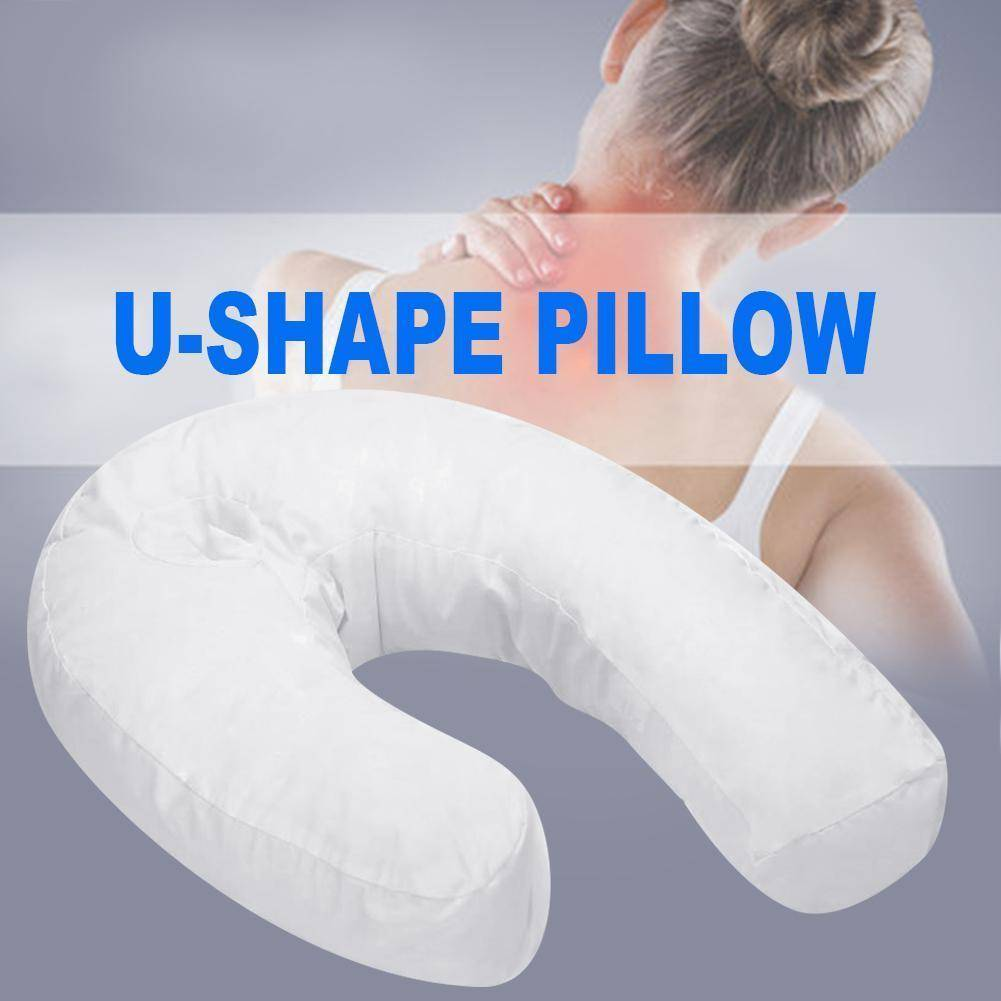 Side Sleeper Pillow - Neck And Back Pillow