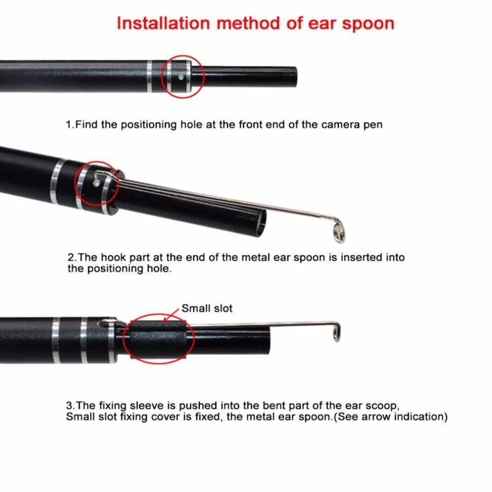 SMART EAR CLEANING ENDOSCOPE HD