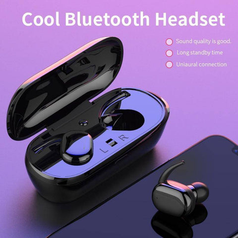 Image of Wireless Mini Bluetooth Earphone For Ios/android/windows