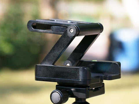 Image of Z Pan  Tilt   Professional Flex Tilt Tripod Head For Camera/phone