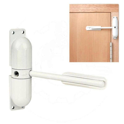 Image of Zinc Alloy Spring Automatic Door Closer