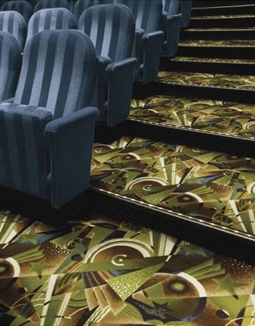 Kitchener Home theatre carpet