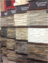 Load image into Gallery viewer, Canyon Stone Canada - Stone veneers, faux stone sidings and natural stone veneer panels