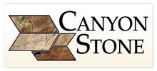 Load image into Gallery viewer, Canyon stone logo
