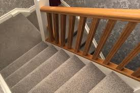 Carpeting for stairs at The Carpet Store