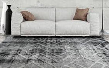 Load image into Gallery viewer, Lanart grey area rug