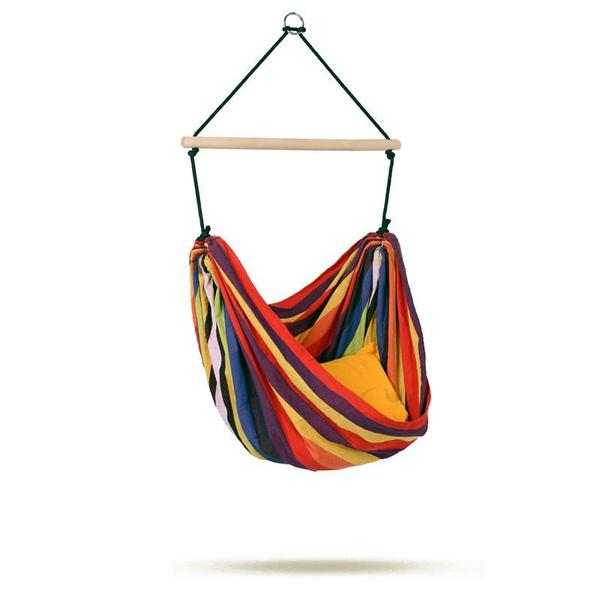 Relax Kids Hanging Chair - Rainbow