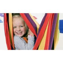 Load image into Gallery viewer, Relax Kids Hanging Chair - Rainbow