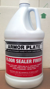 Armor Plate Floor Sealer Finish 1 Gal