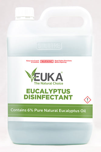 Disinfectant - Euka® - The Natural Eucalyptus Disinfectant
