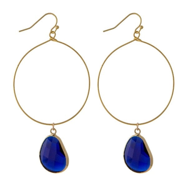 Spirit Blue Earrings