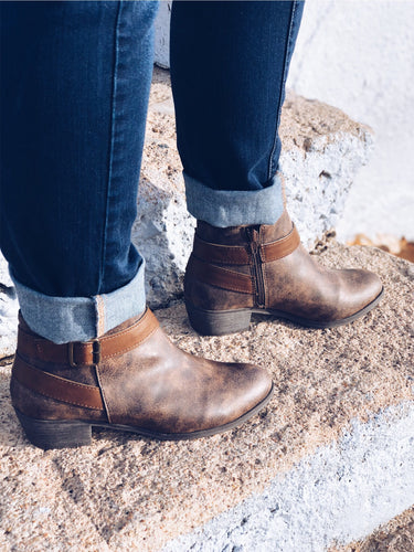 Oakley Buckle Booties