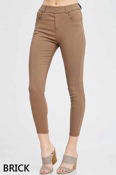 Favorite Jeggings—Plus