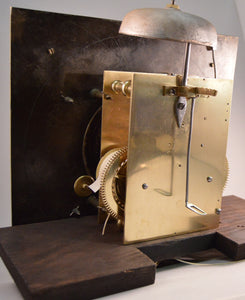 8 - Day long case clock by Thomas Phippard - Poole.