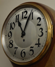 Load image into Gallery viewer, Zeppelin Propeller with clock by HAC - SOLD