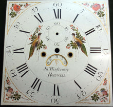 Load image into Gallery viewer, Longcase clock by Jno Winstanley of Holywell - SOLD