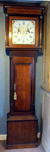 Longcase clock by Jno Winstanley of Holywell - SOLD