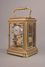 Load image into Gallery viewer, Canelee Cased Carriage Clock with Alarm