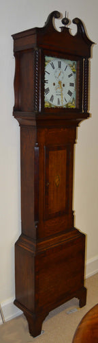 Longcase Clock by Jno. Palin of Nantwich