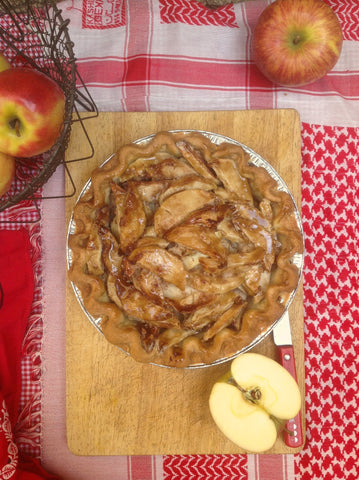 Drunken Apple Pie