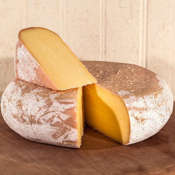 Bathed in Victory cheese from Doe Run Farm
