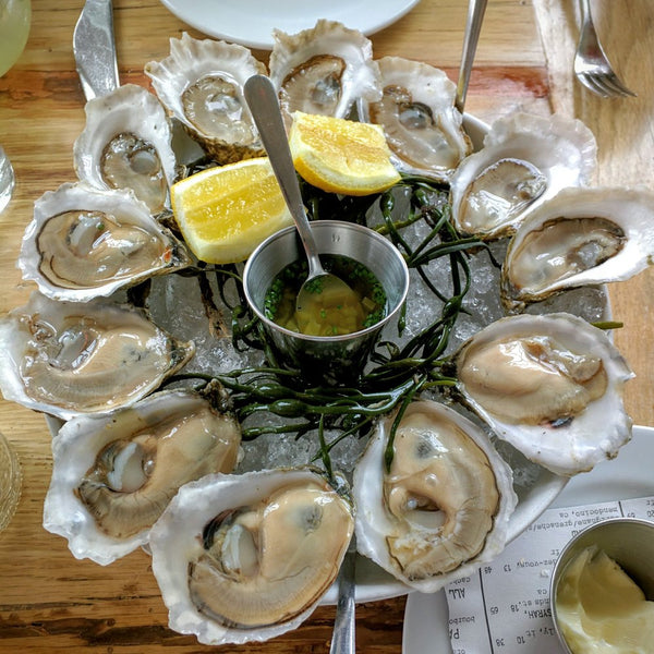 Cape May Oysters