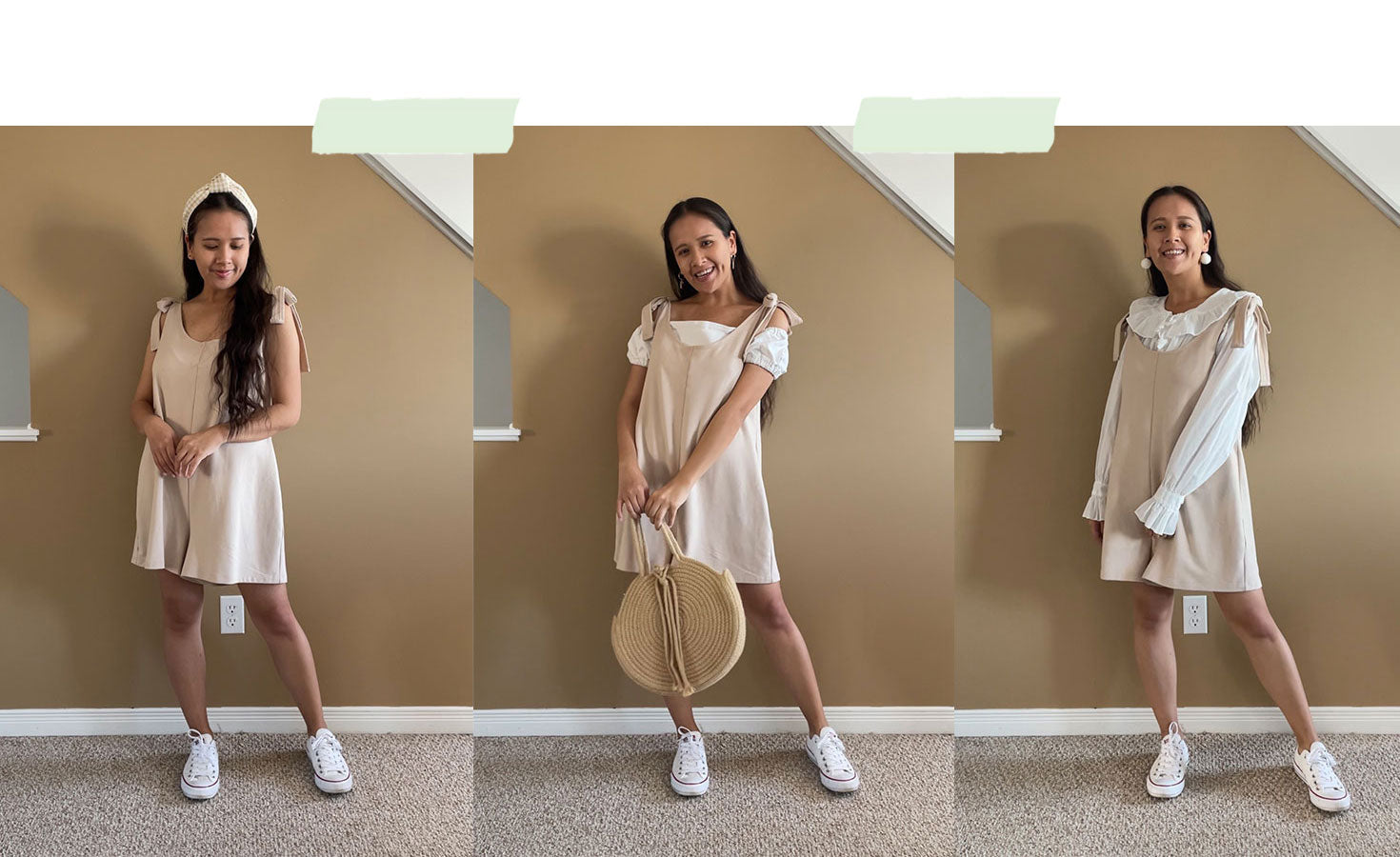 how to style ethical coffee shop playsuit by with nini