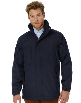 B&C Corporate 3-in-1 Herren Jacke
