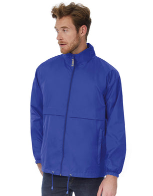 B & C Herren Jacke Air Windbreaker